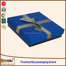fancy paper gift boxes/cardboard candy chocolate boxes/gold chocolate draw packaging box with insert card cell