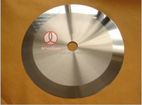 hot sales customized circular knife for living paper factory