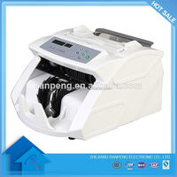 high accuracy 3326-01 with UV bill counter machine for indian rupee