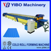 Colored Steel Sheet Metal roof and wall panel roll forming machine