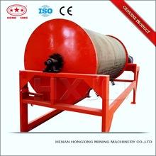limonite magnetic dry mineral separator machine
