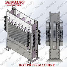 automatic woodworking machine/ Plywood hot press for wood door machine