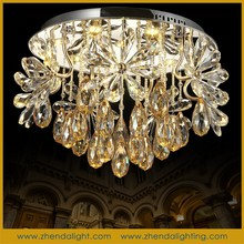 wholesale LED K9 crystal pendant lamps with high quality modern in china