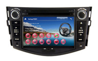 Android 4.4 Car Stereo Gps Car Dvd For Toyota Rav4 2008-2011 With Bluetooth Usb SD Radio TV
