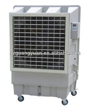 18000m3/h floor standing 3 speeds Portable Air Cooler / evaporative cooler with wheel