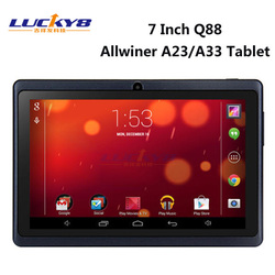 2015 Cheapest Quad Core 7 inch tablet pc, WIFI Bluetooth pc tablet, Allwinner Tablet