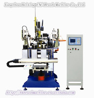 High Speed CNC Drilling and Tufting Wire Brush Machine/ Industrial Machine Cleaning Brush