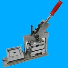 63.5*63.5mm fridge magnet making machine