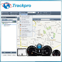 tracking system for taxi can support most of tracker made in China, you can connect one your tracker to our platform test