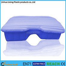 Inflatable plastic Car Air Bed, Inflatable Car Air Mattress, Inflatable Car Travel Bed