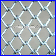 DM hot dipped galvanized Chain Link Fence(BV certification/gold supplier)