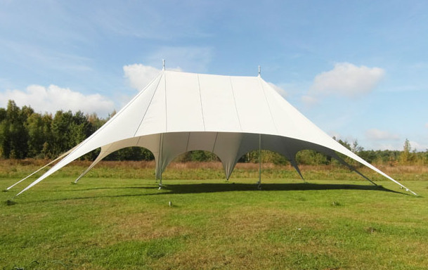 Double Peak Star Tent Star Shade Star Marquee For Sale