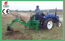CE farm tractor garden 3 point backhoe attachment for tractors