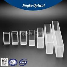 UV Quartz Cell Optical Quartz Cuvette Lovibond Cuvette