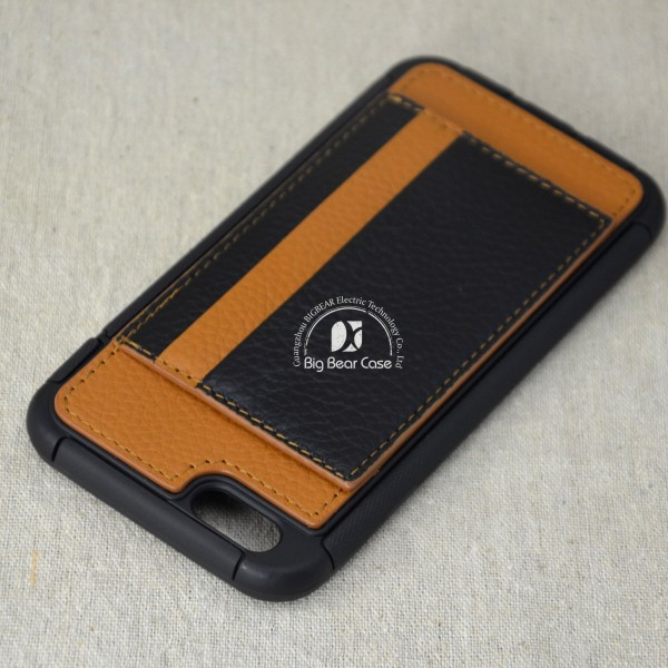 Phone Case Business Card Holder Card Holder Leather Cell Phone