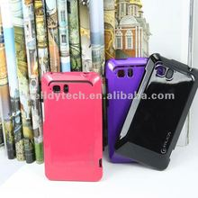For HTC G19 Flash Powder cell phone back Cover