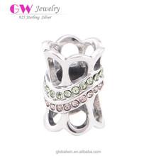 Fashion Jewellery Company Charm Bracelet Wine Glass Custom Made Charms Wholesale X033