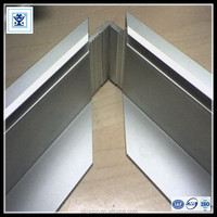aluminum Photovoltaic (pv) solar panel frame