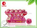 Frutas doces pirulito/pirulito engraçado/pirulitos doces