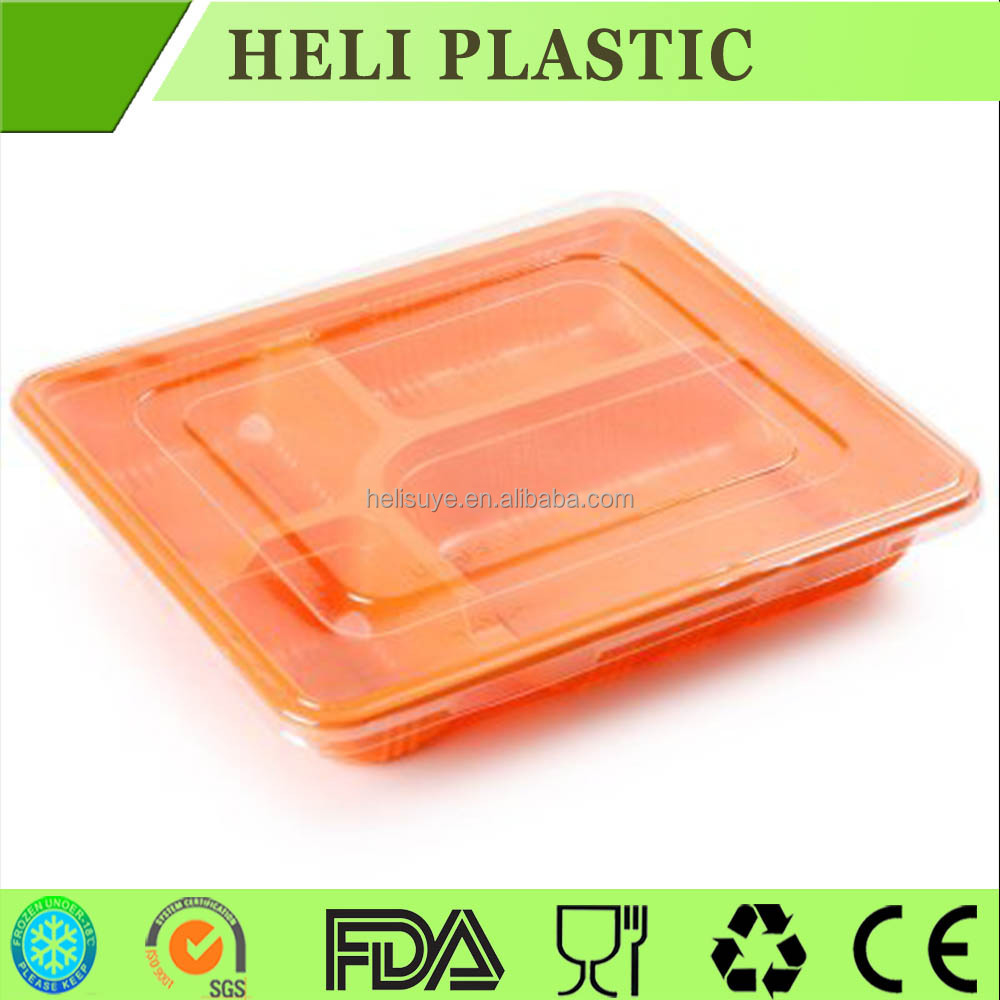 disposable plastic bento box with lid buy plastic. Black Bedroom Furniture Sets. Home Design Ideas