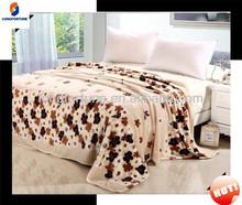 satin adults blanket