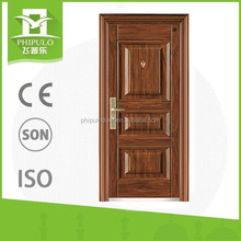Latest design new product iron door for promotion
