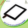 3.5 capacitive touch panel usb touch screen for smart home
