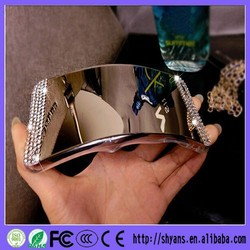 """Bling Diamond Crystal Mirror TPU Soft Gel Phone Case Back Cover Skin For iPhone 6 4.7"""" 6Plus"""