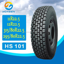 11R22.5 all steel truck tyre cheap price good quality made in china