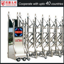 Manufacturer directly selling Automatic collapsible gate