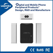 multi Port USB Wall Charger Travel Portable Charge For smart phones and tablets