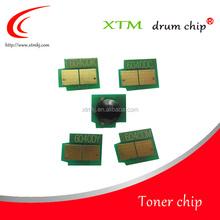 Compatible chips for Color Color LaserJet 3800 CP3505 Q6470A Q7581A Q7582A Q7583A K/C/M/Y toner reset chip