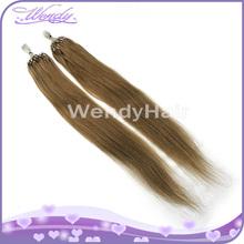 nano ring virgin double stranded hair extensions micro ring hair