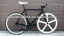 steel frame good quality 700c*27inch fixed gear bikes track