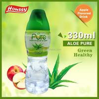 06 Aloe Soft Drink Grape Peach Apple Fruit No Powder Global Export