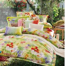 modal printed bed sheet/quilt cover/bedding set/bedspread