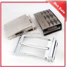 40mm nickel plating military custom stainless steel metal belt buckle manufacturers