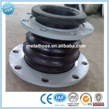 rubber expansion joint with flange made in china