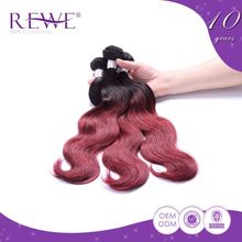 Fashionable Highest Level Low Price Custom Fitted Oem Colour Ombre Braiding Hair 3 Tone