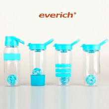 best selling custom logo optional color protein shake bottle