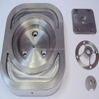 High precision cnc stainless steel auto body parts machining part