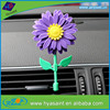economical pine scented flower air freshener for car vent