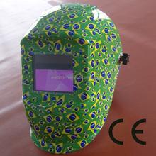 Large View Welding face shield Mask flip up Welding Helmet