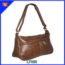 2014 high class european style leather shoulder bags for women