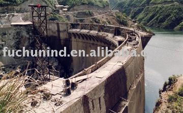 La energía hidráulica proyectos / de la turbina hidráulica