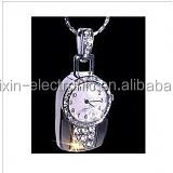 Hotselling Freesample Highspeed pocket watch usb flash drive