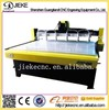Advertising woodworking pvc pp sheet CNC cutting machine with six spindle
