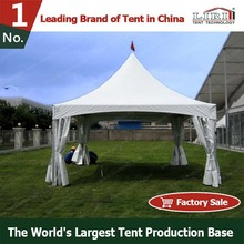 10ft x10ft High Peak Small White Event Tent for Party