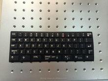 fiber laser marking machine that printing keyboard