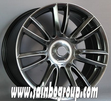 INTERNATIONAL STANDARD AND AUTHORITATIVE CERTIFICATE CAR ALLOY WHEL RIMS WITH DIFFERENT COLORS
